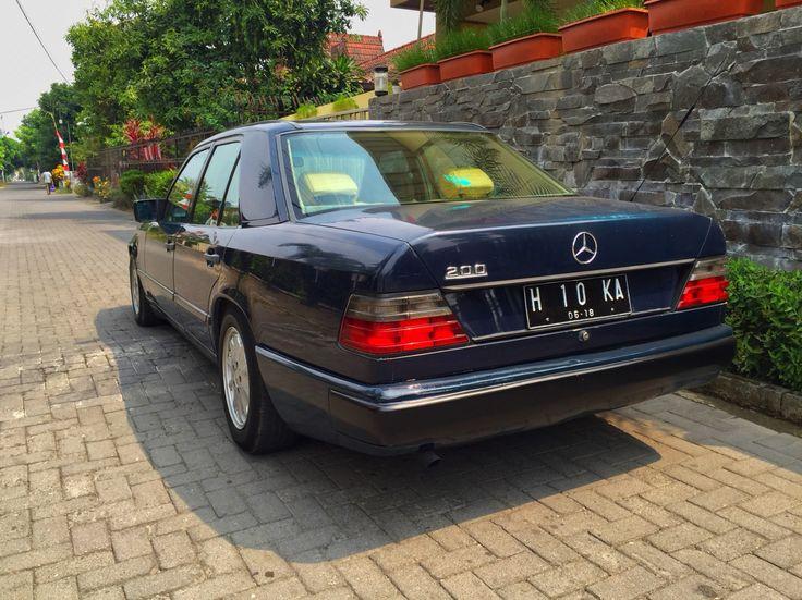 H10KA W124 200 Boxer Mercedes Benz
