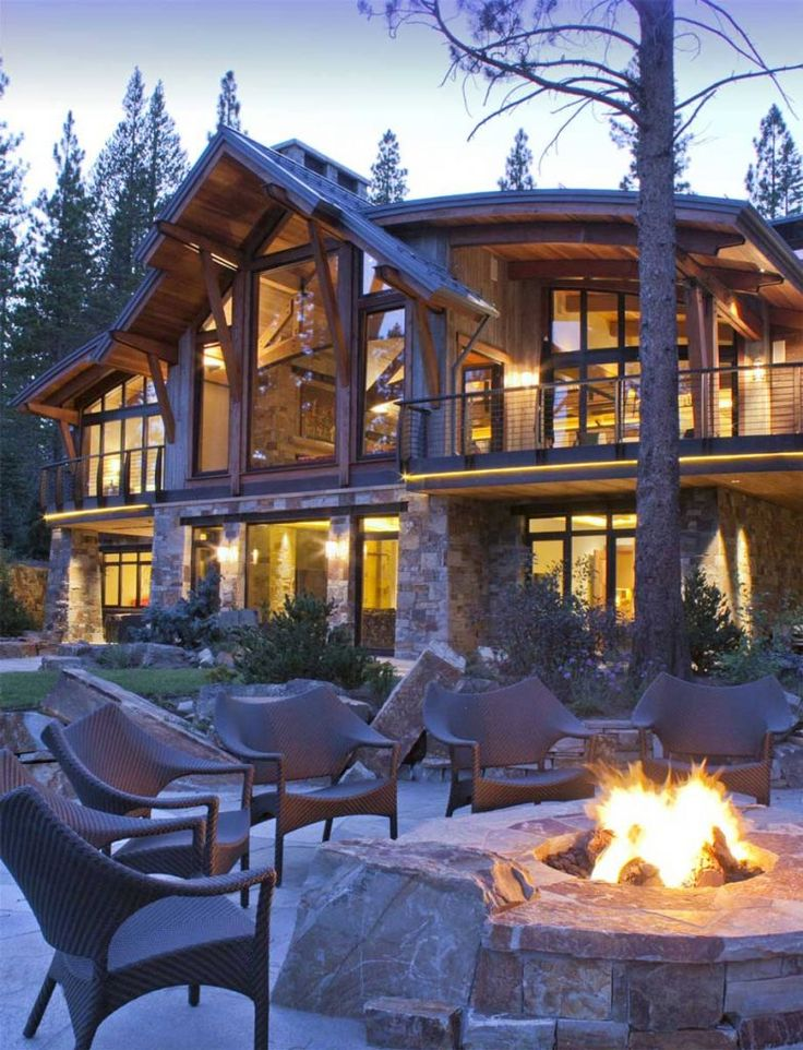 Exclusive Timber Frame Home (27 HQ Pictures) | Top Timber Homes