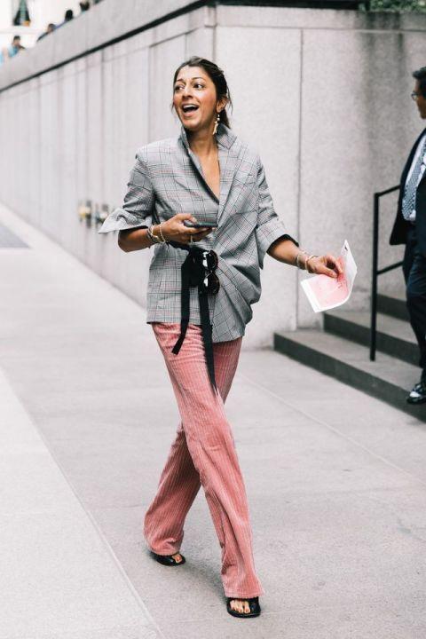¿Dijiste no a los pantalones de pana? Vete pensando en de qué color los quieres.
