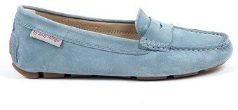 Andrew Charles by Andy Hilfiger Andrew Charles Womens Loafer Light Blue Max.