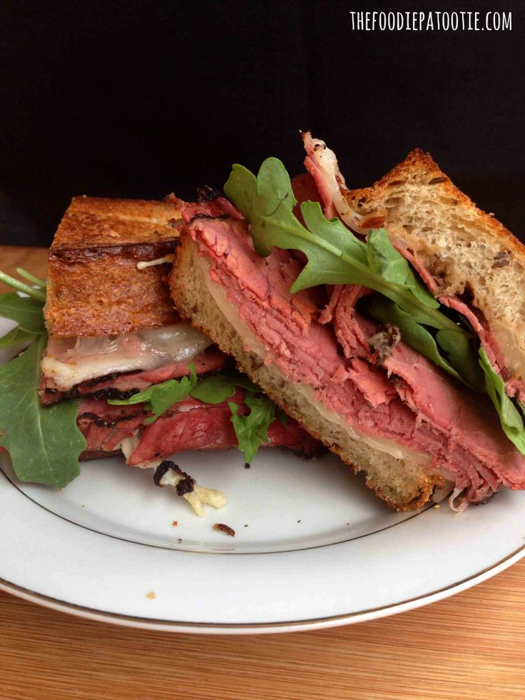 Hot Pastrami Sandwich for National Hot Pastrami Sandwich Day #sandwich #recipe #beef
