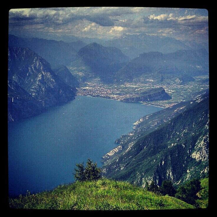 Near the Monte Baldo