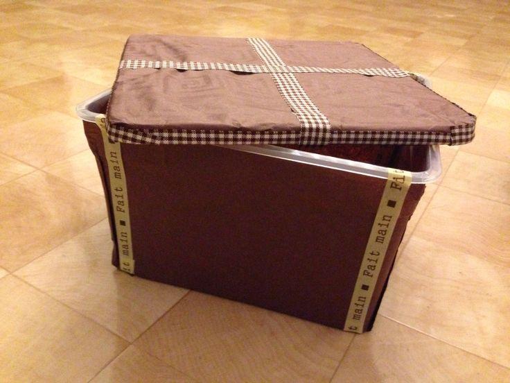 Gift Box pour ma Tje - la boîte
