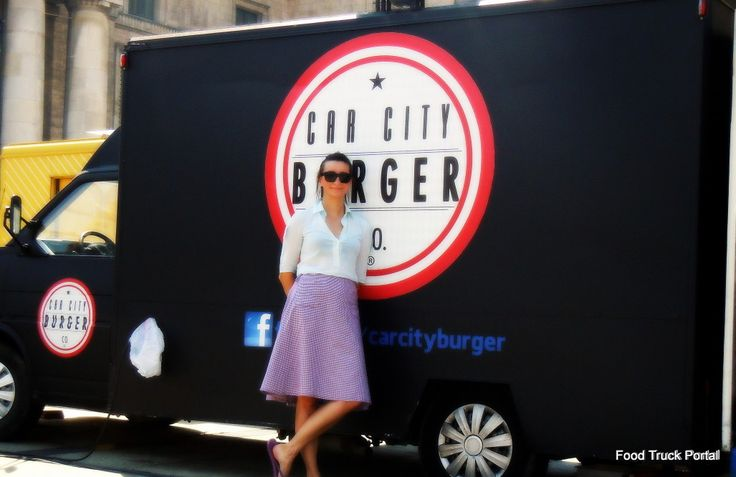 Food Truck - Car City Burger