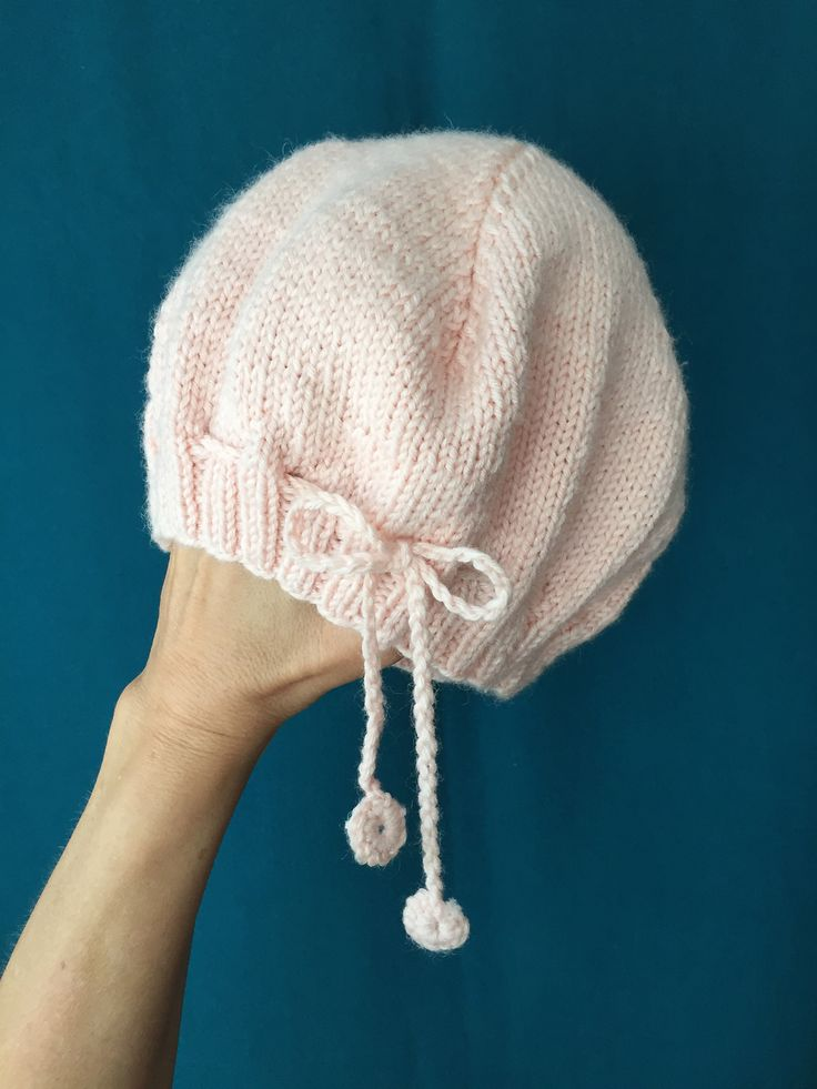 Ravelry: Cinmac62's Baby Beret and Mittens