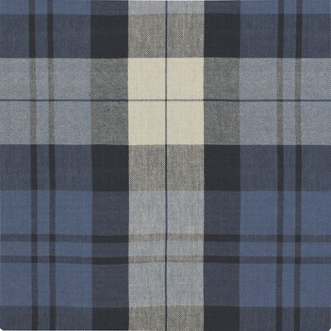 Summer Cottage Plaid - Indigo - Plaids - Fabric - Products - Ralph Lauren Home - RalphLaurenHome.com