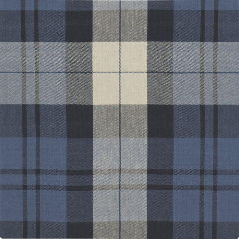 Summer Cottage Plaid - Indigo - Plaids - Fabric - Products - Ralph Lauren Home - RalphLaurenHome.com