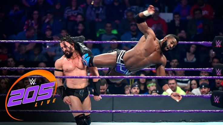Cedric Alexander vs. Neville: WWE 205 Live, Jan. 24, 2017 - http://www.truesportsfan.com/cedric-alexander-vs-neville-wwe-205-live-jan-24-2017/