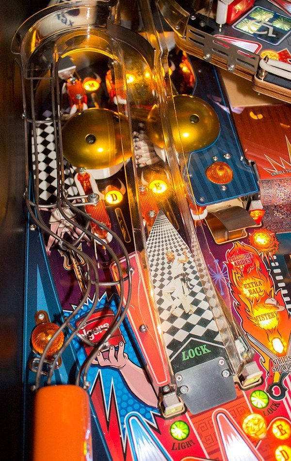 The Big Lebowski Pinball on Behance