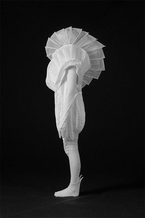Armor: Hayley, Fashion, Fiona Christie, Posts, Costume, Wearable Art, Second Skin, Wellington, Photo