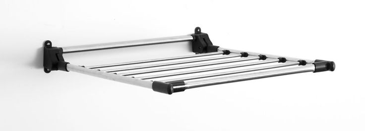 Greenway Wall Mounted Drying Rack - Stainless Steel
