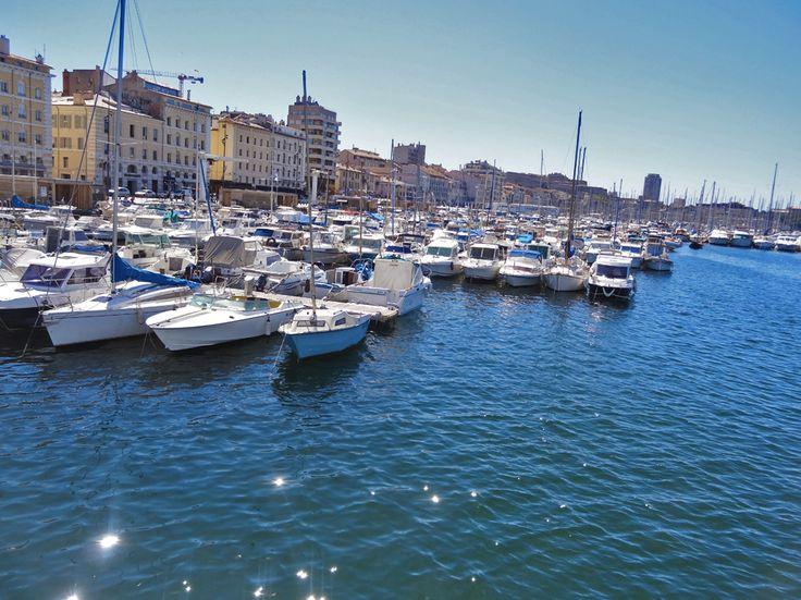 www.aprettyidea.com - Marseille - Vieux port Old port