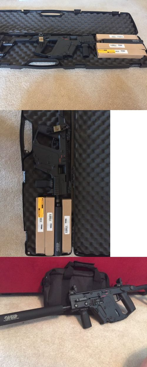 Rifle 160922: Kwa Kriss Vector Airsoft W 4 Hpa Tapped Magazines -> BUY IT NOW ONLY: $999.99 on eBay!