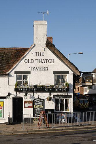 The Old Thatch Tavern, Stratford Upon Avon, Warwickshire