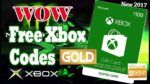 [UPDATE NOVEMBER] How To Get Free Xbox Codes AND Xbox Live Gold 2017 OR Xbox One Free Games PROOF