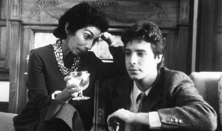 Yolande Bavan, Richard Ganoung, 1986   Essential Gay Themed Films To Watch, Parting Glances http://gay-themed-films.com/watch-parting-glances/