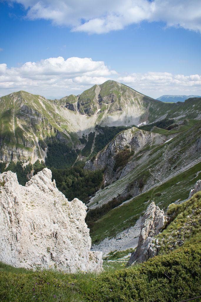 Mt. Elefante and Mt. Brecciaro, Rieti | Italy (by Bluesilver85)