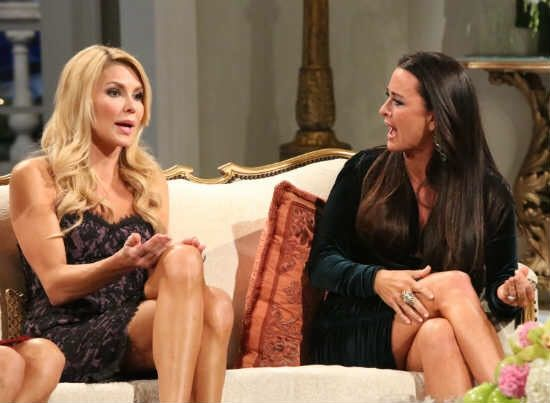 Kyle Richards Will Never Be Friends With Brandi Glanville, Again! - http://theriotarmy.net/kyle-richards-will-never-be-friends-with-brandi-glanville-again/
