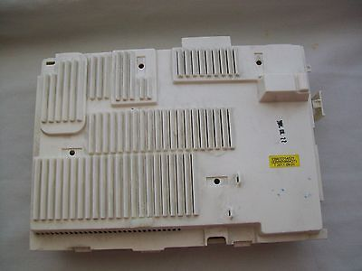LG Washer Control Board and Cover  Parts # EBR65989404 3550ER1032A