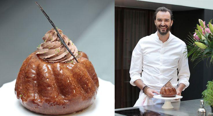 Le chef Cyril Lignac nous explique pas à pas comment réaliser une pâte à baba inratable dans l'émission « Sucrément Bon » sur Téva. Gourmandise en perspective ! Le baba ...