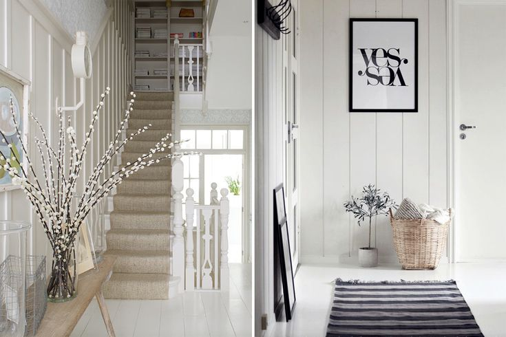 Hallway, Entryway and Foyer Storage Solutions and Decoration   Rock My Style