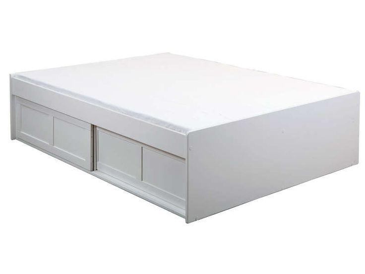 les 25 meilleures id es de la cat gorie lit 160x200 pas. Black Bedroom Furniture Sets. Home Design Ideas