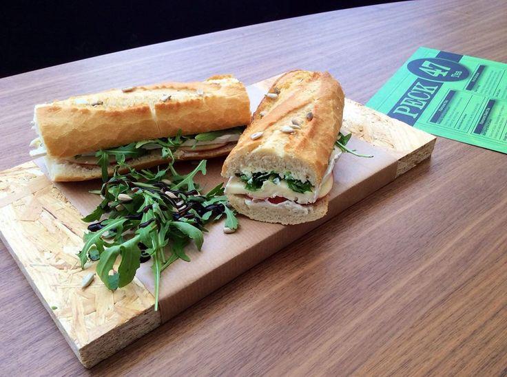 Apple and brie sandwich #Peck47 - Urban Hypsteria