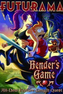 Futurama Bender's Game (2008)