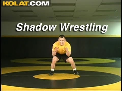 Cary Kolat teaches shadow wrestling drill. KOLAT.COM 2004 clips and growing. The first and largest online wrestling library. Join KOLAT.COM to access the incredible video library. Find 100s of more collegiate and freestyle moves at http://kolat.com