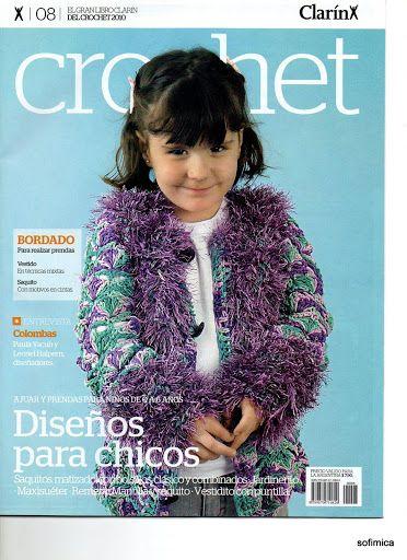 CLARIN CROCHET 2010 Nº8 - Daniela Muchut - Álbuns da web do Picasa