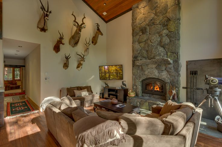 Pop home and relax your legs, before taking on the afternoon | The Barrel House | Squaw Valley | Tahoe Luxury Properties