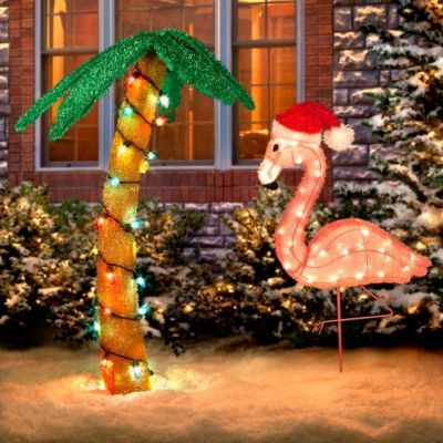 156 Best Images About Outdoor Christmas Decorations On 400 x 300
