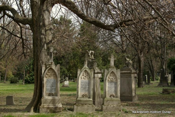 Slovakia, Bratislava - Ondrejský cemetery
