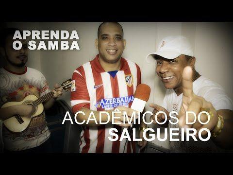 Aprenda O Samba do Salgueiro para o Carnaval 2016 - YouTube