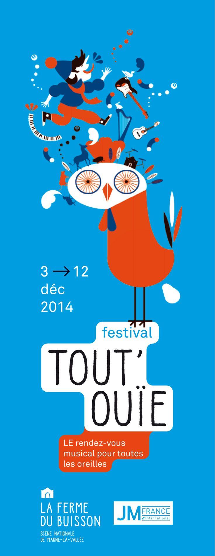 Anne Lise Boutin et le festival festival Tout' Ouïe.