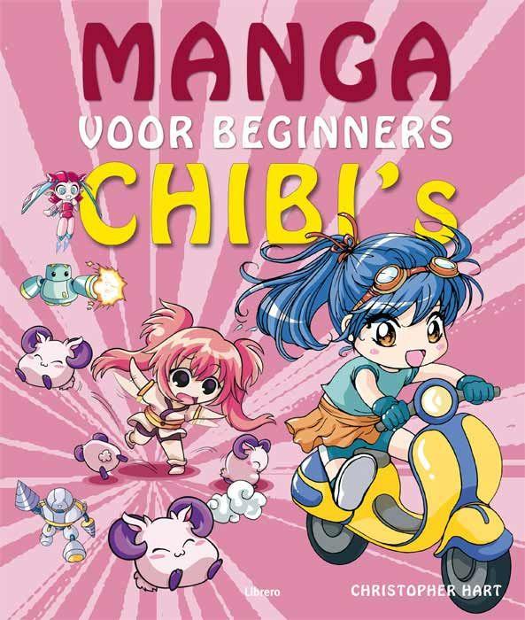 Manga voor beginners Chibis