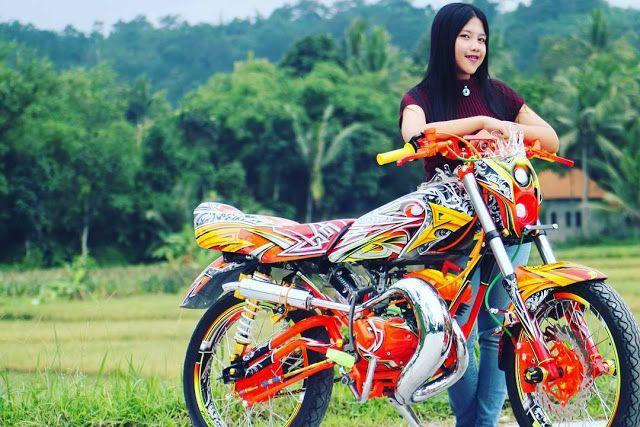 Modifikasi Yamaha Rx King Standar Dan Kontes Mobil Modifikasi Motor