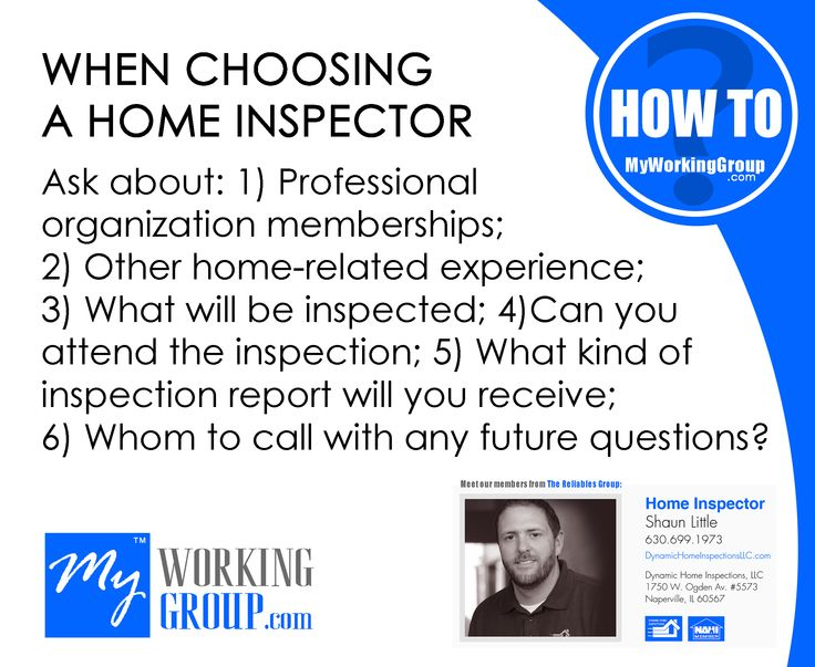 When Choosing A Home Inspector Ask About 1 Professional