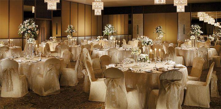 Wedding Venue of Shangri-La's Rasa Saayang Resort & Spa, Penang