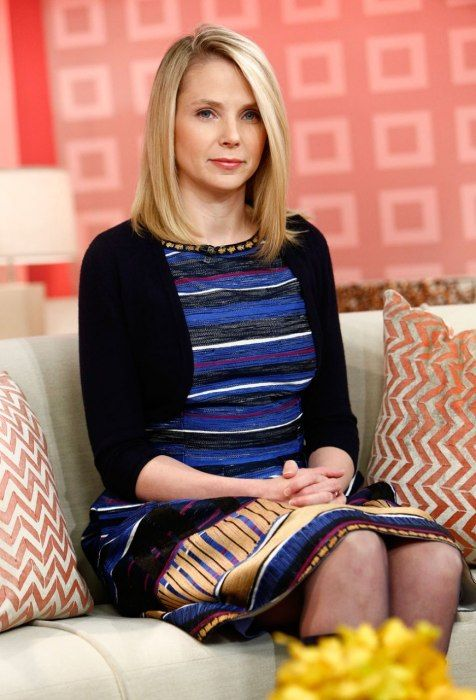 Silicon Valley's Most Stylish: MARISSA MAYER | President and C.E.O. of Yahoo!