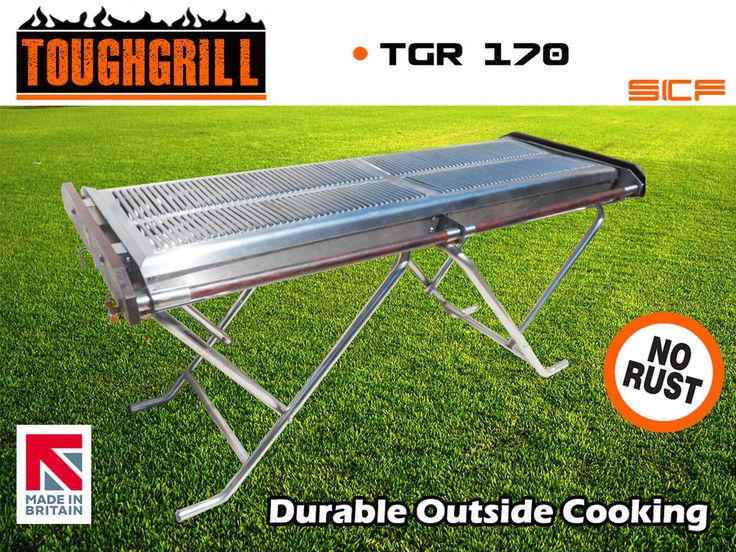 SCF TOUGH GRILL COMMERCIAL GAS BBQ OUTDOOR CATERING BARBECUE in Garden & Patio, Barbecuing & Outdoor Heating, Barbecues | eBay