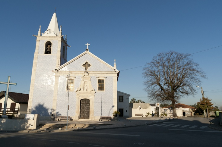 Igreja Matriz do Troviscal, Oliveira do Bairro, Aveiro, Portugal