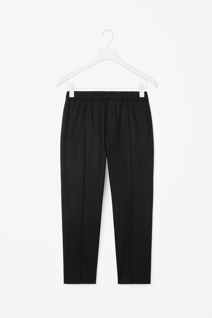COS | Trousers with elastic waist