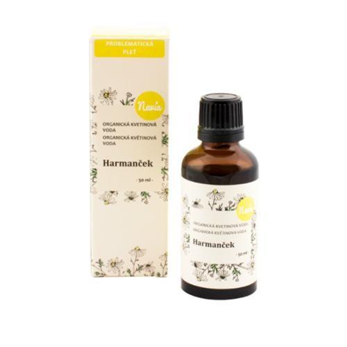 Heřmánek - BIO květová voda 50 ml Navia