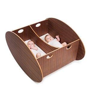 Cradle For Twins: Soro Double Cradle