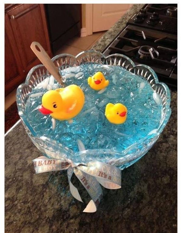 This was for a baby shower but I think I am going to do it for Easter!