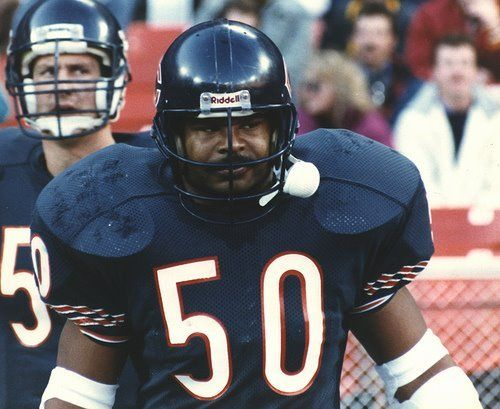 Mike Singletary- Middle Linebacker- (1981–1992)