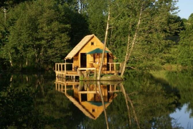 Hébergement Insolite | LA CABANE DE BEAUVOIR