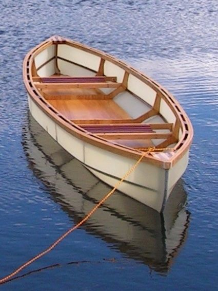 This is a 15.5 foot skin on frame canoe, that weighs about 55 pounds. Design by Andrew Linn (www ...