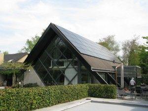 Project voor fam. Geenen met 60 Simax 250WP zonnepanelenpanelen en KLNE Solartec omvormer, door Pebble Green Systems